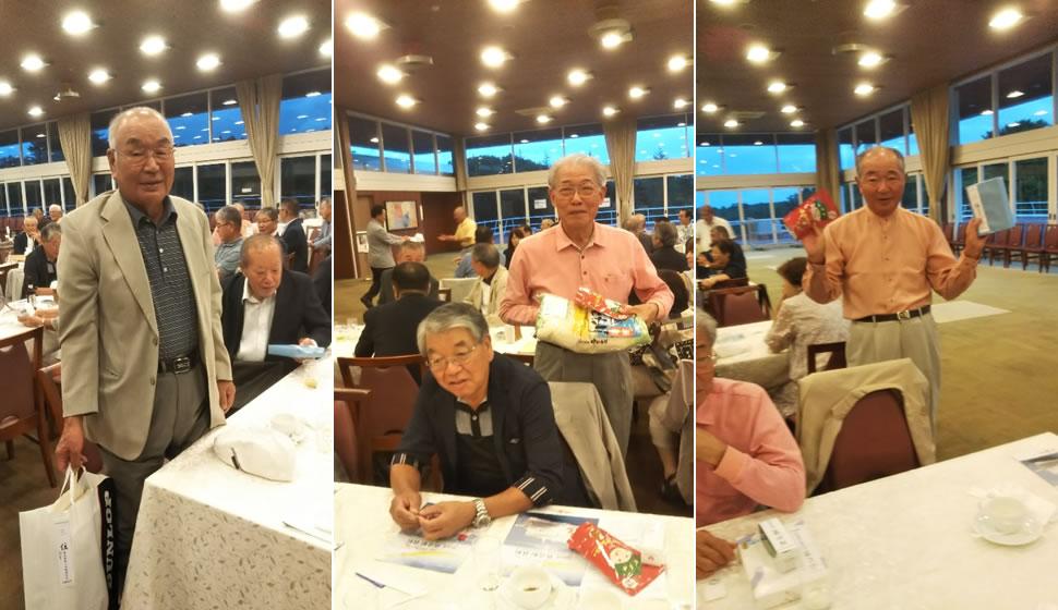第11回関西鹿児島県人会総連合会ゴルフコンペ様子3