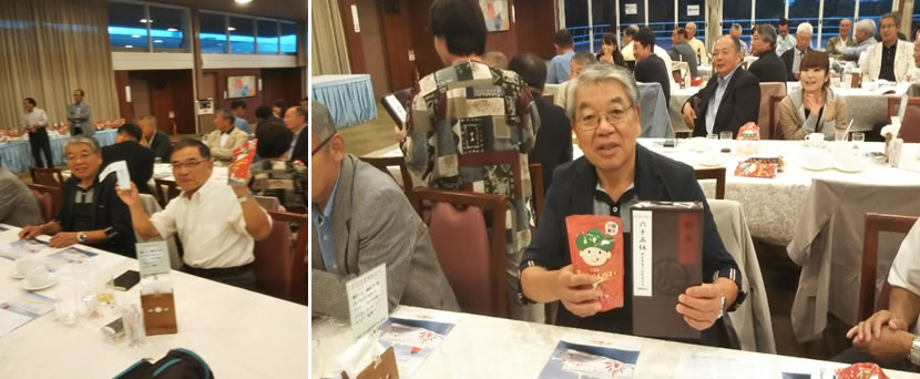 第11回関西鹿児島県人会総連合会ゴルフコンペ様子4