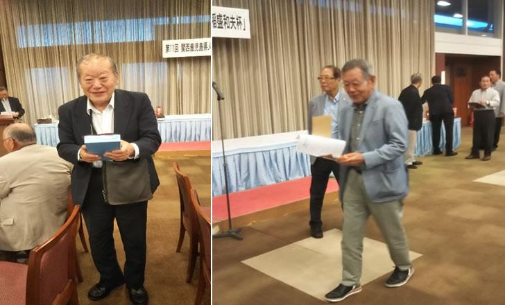 第11回関西鹿児島県人会総連合会ゴルフコンペ様子5